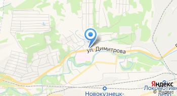 Кузбассавтоцентр на карте