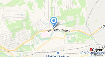 Автомобильный центр Новокузнецк на карте
