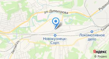 Сиб Пром Снаб на карте