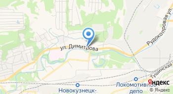 Полиграфическая фирма Печатник на карте