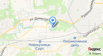 Многофункциональный Культурно-досуговый комплекс Куйбышевского района на карте