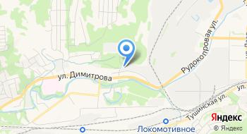 Кузбасский филиал Концерн Укрросметалл на карте