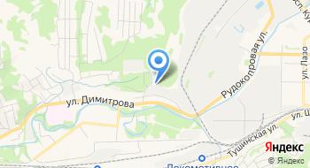Круглосуточный автосервис на карте