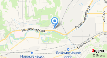 АвтоХаус на карте