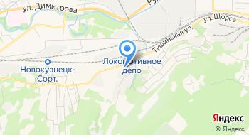 Восточная Техника на карте