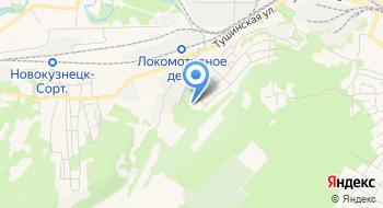 Таргайский Круг на карте