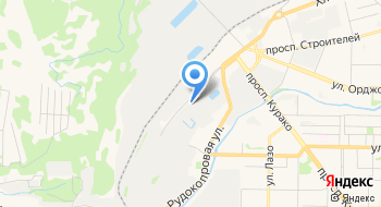 Техноцентр-НВК на карте