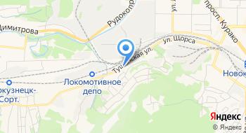 СТО Автокласс на карте