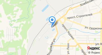 ЕвразЭнергоТранс на карте