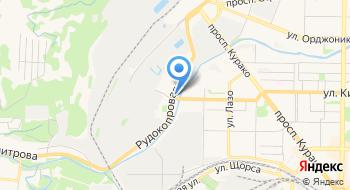 Мототека на карте