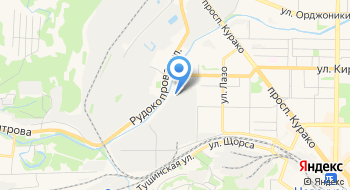 Кузнецкий Машиностроительный завод на карте