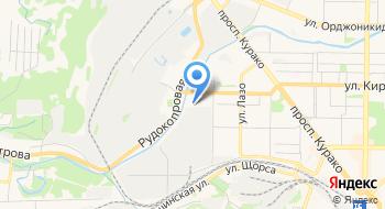 Новокузнецкий Металлопрокатный Завод на карте