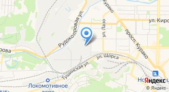 Новокузнецкий Завод Металлообработки на карте