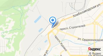 Новокузнецкий крановый завод на карте