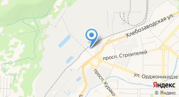 Главное бюро медико-социальной экспертизы профпатологического профиля по Кемеровской области Филиал №27 на карте