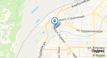 МКУ Защита населения и территории Новокузнецкого района на карте