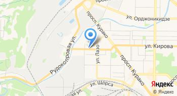 Град-ВК на карте
