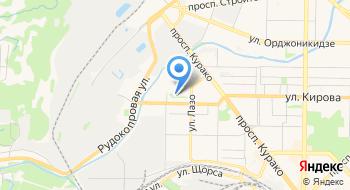 Служба Трамвайные пути МТТП НГО на карте