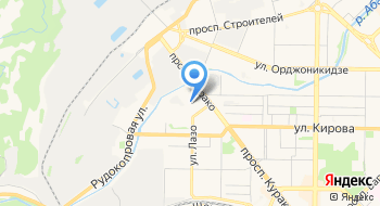 Unisports на карте