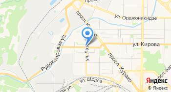 ЗАГС Куйбышевского района на карте