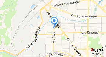 МТТПНГО ДПО №1 на карте