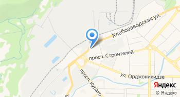 Компания Райт-Кузбасс, филиал в г. Новокузнецке на карте