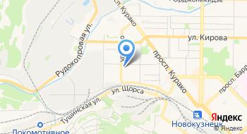 Сибирьская сбытовая компания на карте