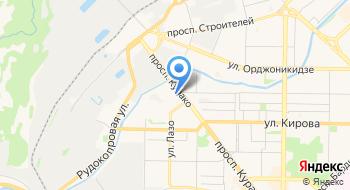 Новокузнецкий рынок на карте