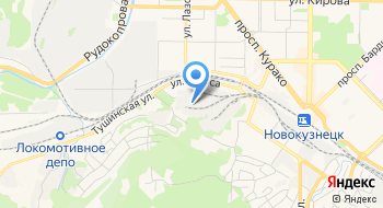 Торговый Дом Кузнецкий альянс на карте