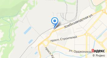 НК Сибремонт на карте