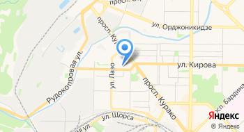 МБОУ Средняя общеобразовательная школа №8 на карте