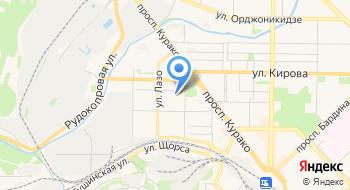 Офис плюс на карте