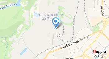 Кузбасская стекольная компания на карте