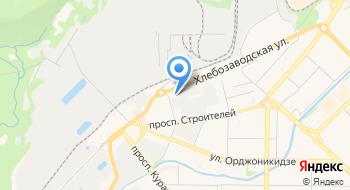 ОМС на карте