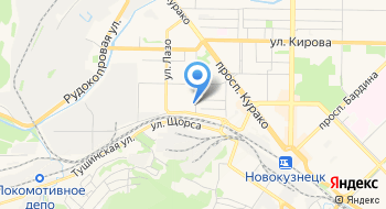 Салон-магазин Делюкс на карте