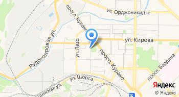 Торгово-сервисная компания А-Принт на карте