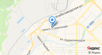 ГБОУ ДПО Новокузнецкий государственный институт усовершенствования врачей на карте