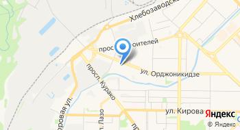 Оперативно-диспетчерская служба Горэлектросеть на карте