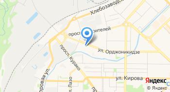 МП Сибирская бытовая компания на карте