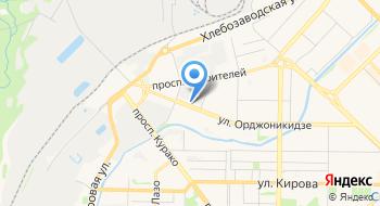 КузГТУ, филиал на карте