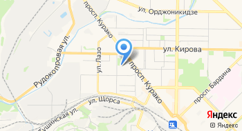 Куйбышевский районный суд на карте