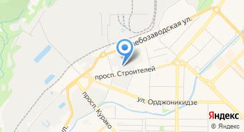 КузнецкСтекло на карте