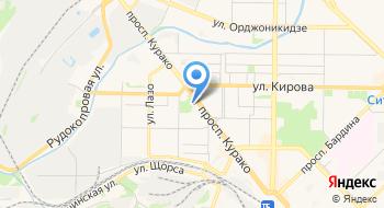 Отдел культурно-массовой и спортивной работы Администрации Куйбышевского района на карте