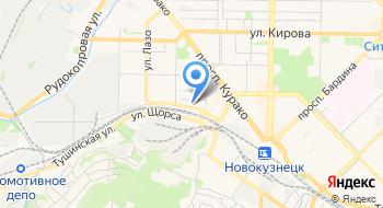 Омега Транс Сервис на карте