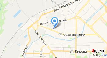 Кузбасстрейд на карте