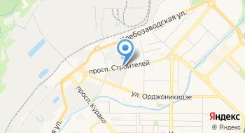 КузбассМаркет на карте