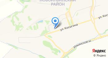 Пейнтбольный клуб Арена на карте