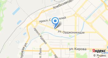 Кафе Байкал на карте