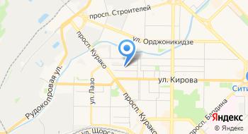 ФКУ ГБМСЭ по Кемеровской области Минтруда России Бюро №9 на карте