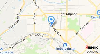 Кемеровская Региональная Общественная Организация Ветеранов Войны и Труда Ветеран на карте